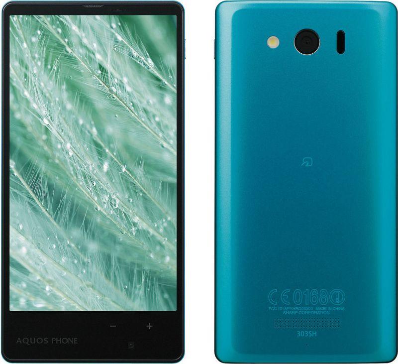 AQUOS PHONE Xx mini 303SH SoftBank