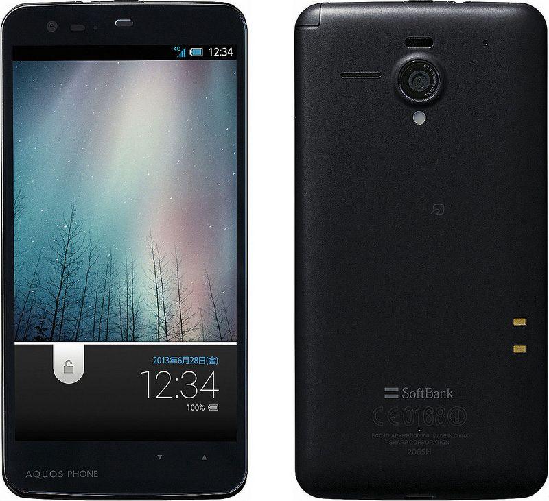 AQUOS PHONE Xx 206SH SoftBank