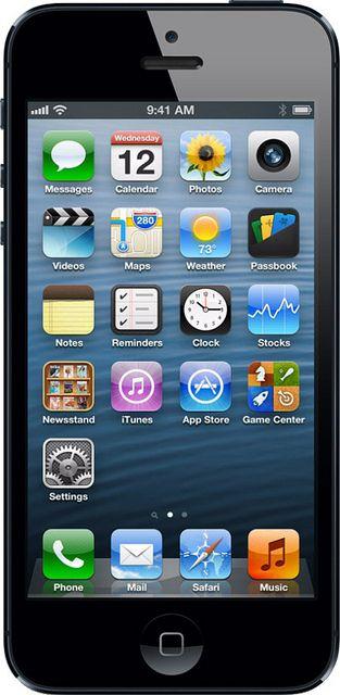 iPhone 5s 16GB docomo