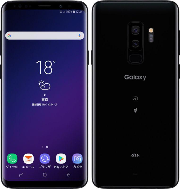 Galaxy S9+ SCV39 au